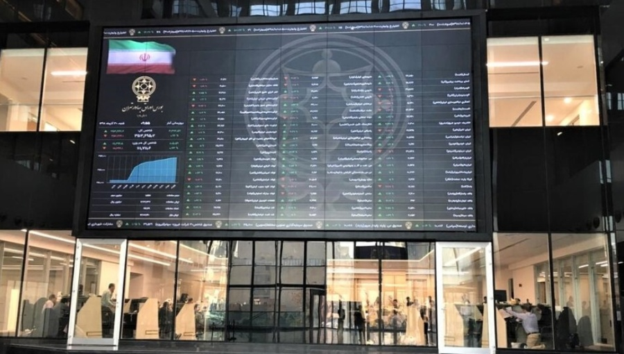 bne IntelliNews - Small gains relief for Tehran Stock Exchange investors  after 'bubble' loses 10%